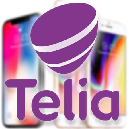 unlock telia sweden iphone