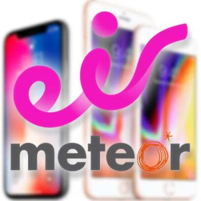 unlock meteor ireland iphone