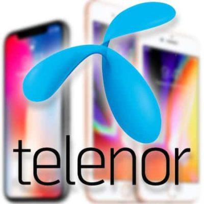 unlock telenor norway iphone
