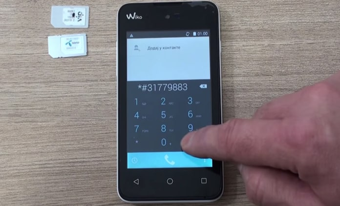 sim unlock wiko phone