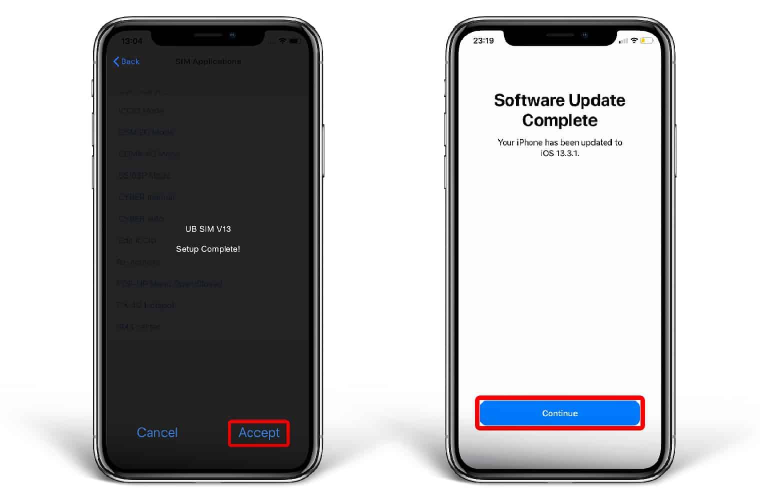unlock att iphone sim