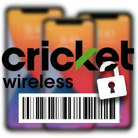 unlock cricket iphone